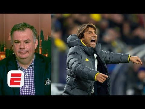 There's A Reason Antonio Conte Only Manages Inter - Gab Marcotti | UEFA Champions League