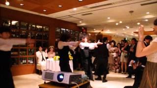 フラッシュモブ サプライズ 結婚式 MINMI 「アベマリア」 披露宴 Flash Mob 余興