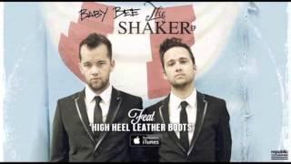 Baby Bee - High Heel Leather Boots