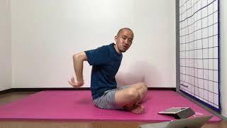 体幹の使い方〜横隔膜と骨盤底筋〜(部分カット)
