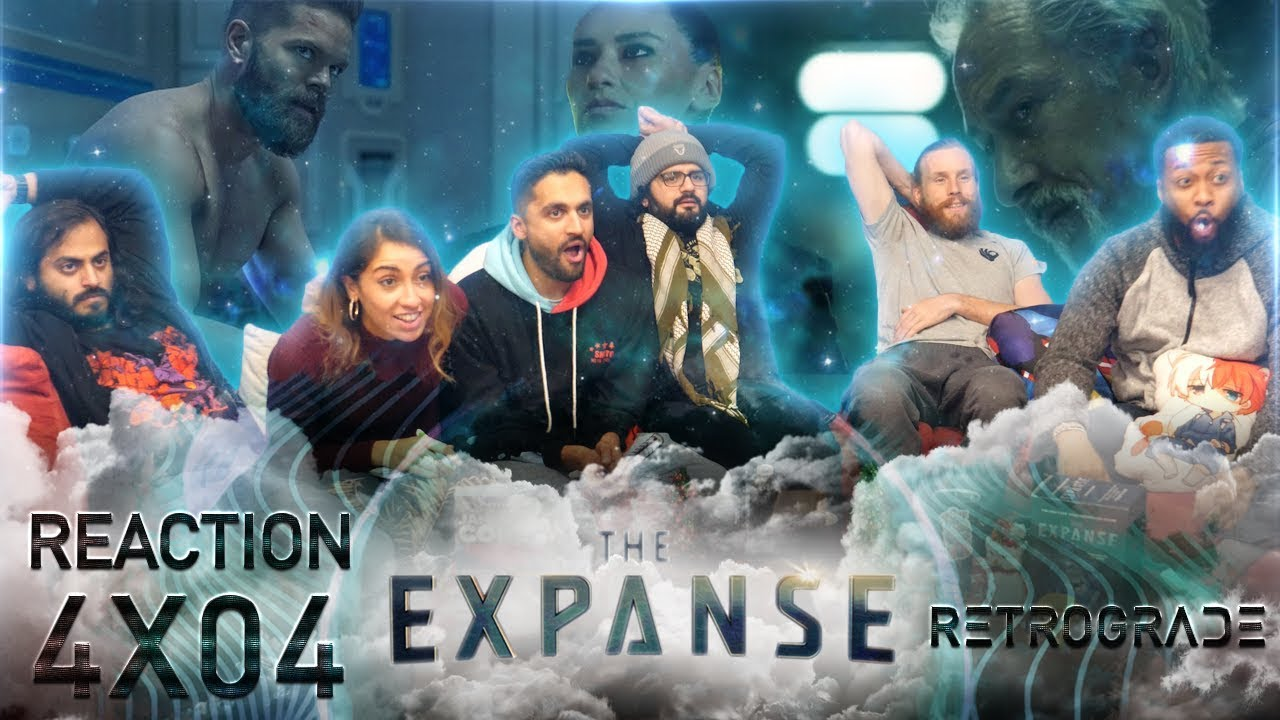 Download The Expanse - 4x4 Retrograde - Group Reaction