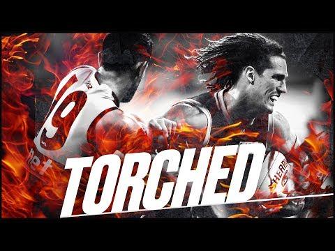 Torched: The best baulks, sidesteps and fend-offs | Round 9, 2018 | AFL