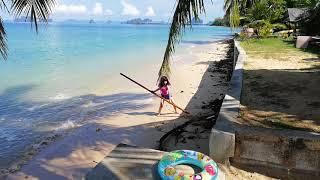 Kohkwang Seaview Resort / Krabi Thailand