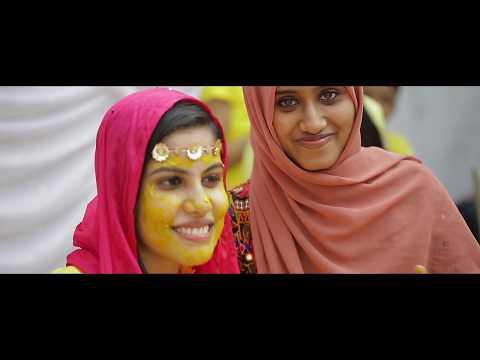 "KERALA MUSLIM MALABAR WEDDING I ROSNA + ASIF I 2018 I Team ""Rp media"""