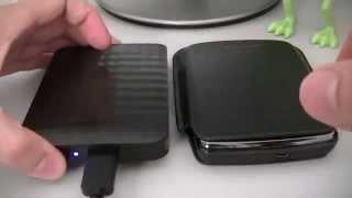 HD externo M3 1 TB Samsung e HD externo S2 640 Gb Samsung - Velocidade - PT-BR - Brasil