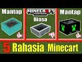5 Hal Yang Mungkin Belum Kalian Ketahui Tentang Minecart   MinecraftPE
