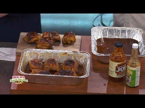Joe's 'Candy Hot Thighs' Chicken