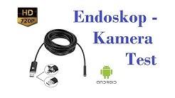 Unboxing - Endoskop Kamera für Android (OTG Kamera)