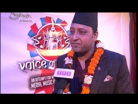 Voice Of Nepal Naresh Bhattarai