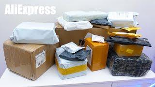 Таких посылок с AliExpress еще не было! Огромная распаковка!  Букреев