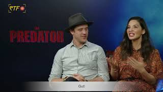 Predator: Upgrade - Interview Olivia Munn & Boyd Holbrook