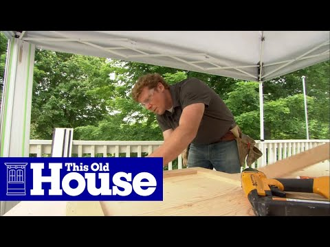 How to Build a Laminate Counter - This Old House