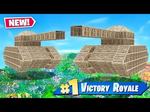 *NEW* FLYING TANKS Gamemode in Fortnite Battle Royale!