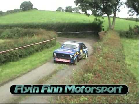 NEMC Mini Stages Rally 2007.