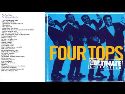 Four Tops 'The Ultimate Collection'