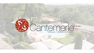 Hôtel Cantemerle **** Spa & Restaurant (2014)