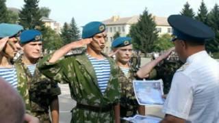 Альтернативный клип на песню Солдат спецназа