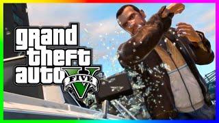 GTA 5 - Why Niko Bellic Isn't In Grand Theft Auto 5 - The REAL Reason! (GTA V)