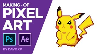 HOW TO ANIMATE IN PIXEL ART