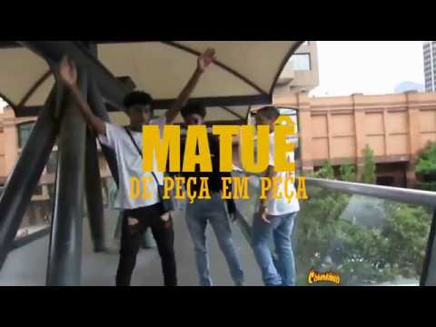 Matuê - De Peça em Peça feat. Knust & Chris Mc ( Official Dance Video )