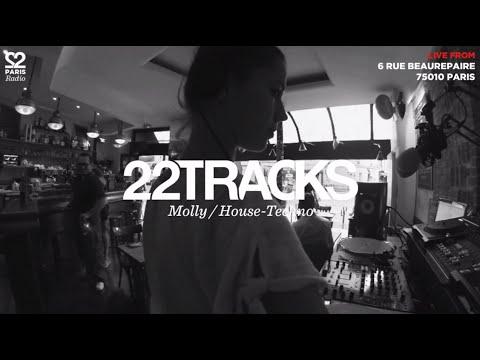 22Tracks Paris Radio • Molly (House) • LeMellotron.com
