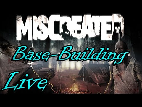 MEETING STRANGERS AND BUILDING A BASE- Miscreated Live
