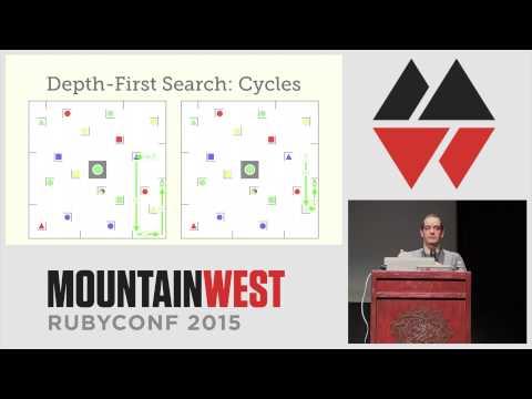 MountainWest RubyConf 2015 - Solving Ricochet Robots
