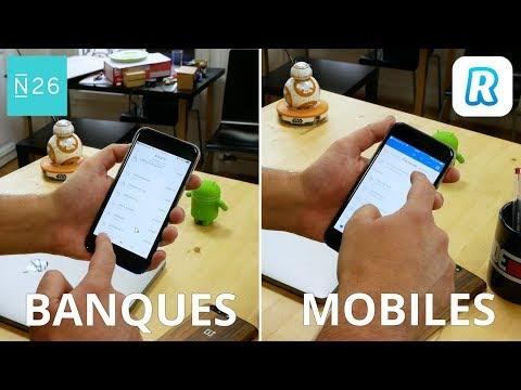 Banques Mobiles : nous les avons testées et adoptées + BONUS à la fin