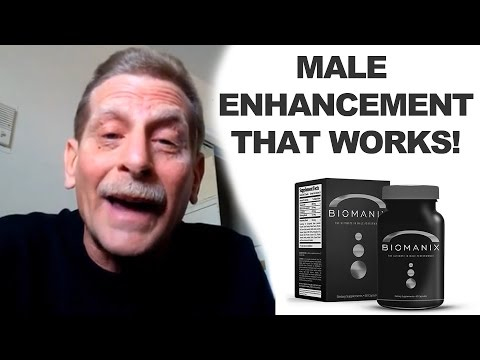 Biomanix - Male Enhancement Pills That Works