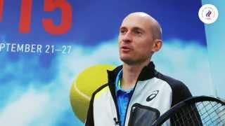 """Николай Давыденко: """"Федерер, играя моей ракеткой, не стал бы первым в мире"""""""