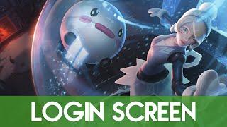 League of Legends   WINTER WONDER ORIANNA Login Screen Theme