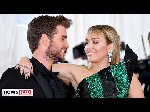 Miley Cyrus Sparks PREGNANCY Headlines With 'Mommy, Daddy' Instagram Post!