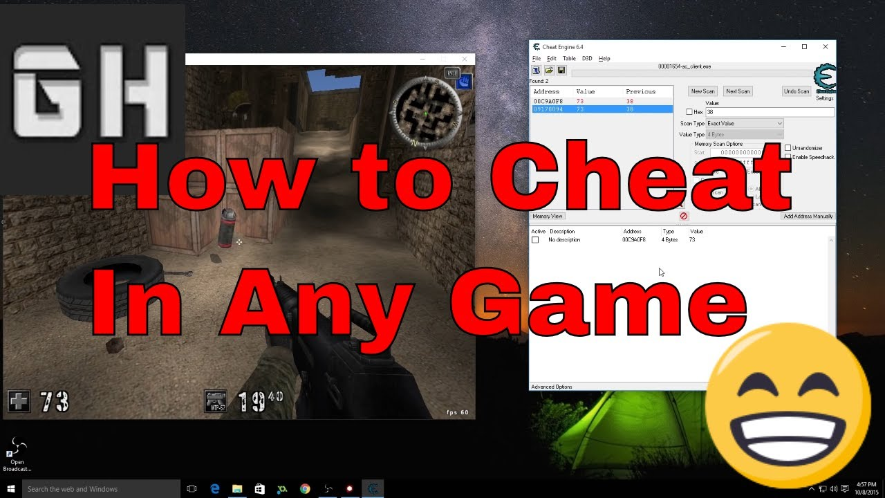 How To Hack Almost Any Game Roblox Hack Za Robux - How To Hack Any Game With Cheat Engine Pointers Entitybase