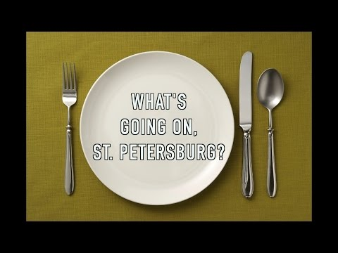 What's Going On, St. Petersburg?