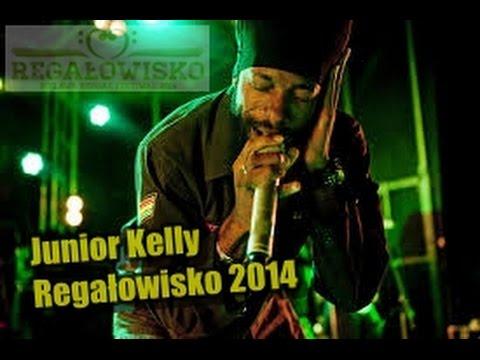 Junior Kelly 'Blaze' Live at Regałowisko 2014