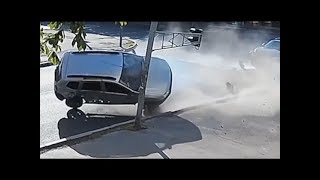 IDIOT Drivers On RUSSIAN ROADS! Driving Fails October 2018 #3 part