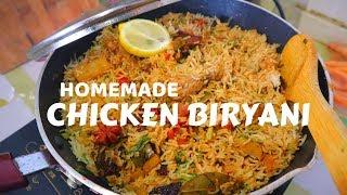 Resep cara masak nasi biryani homemade yang lezat dan praktis Instagram : https://www.instagram.com/emhanief/ Facebook Fan Page ...