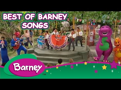 Barney  Best of Barney Songs 40 Minutes