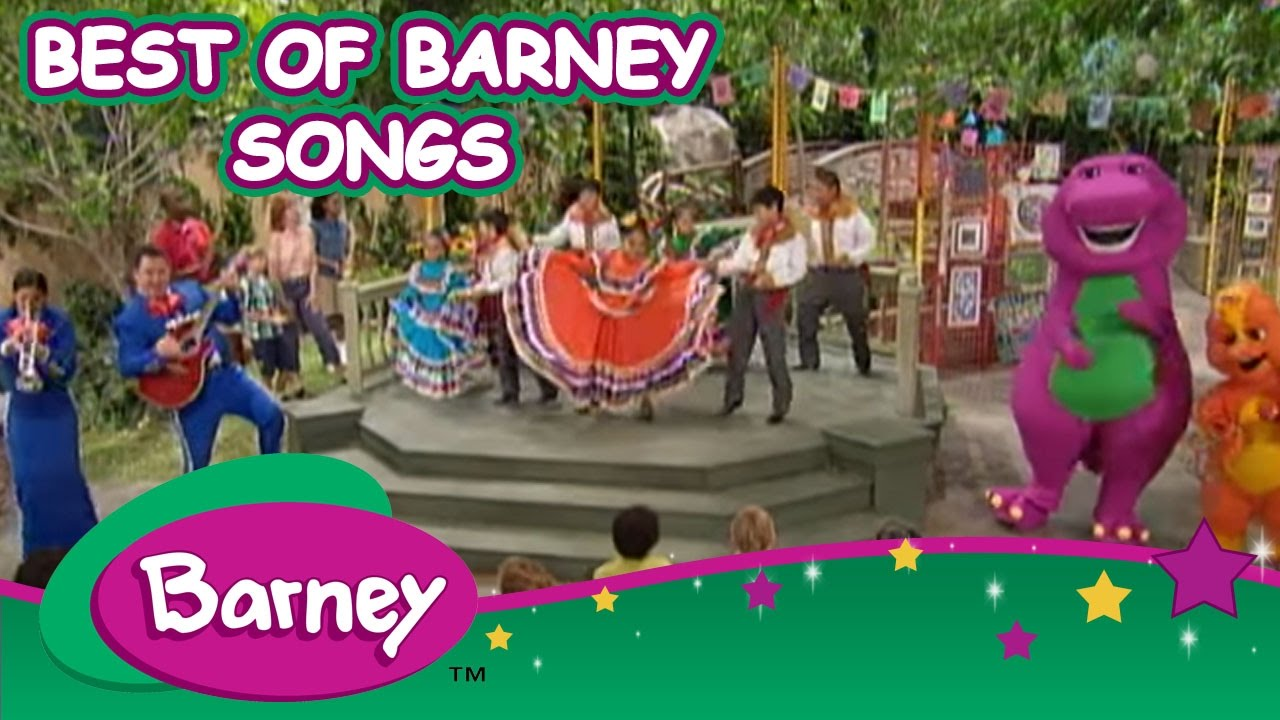 Barneys great adventure soundtrack free download