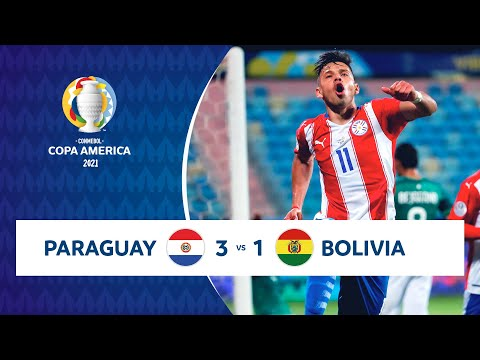 Paraguay Bolivia Goals And Highlights