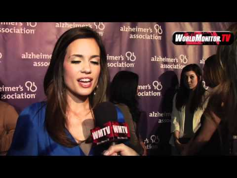 Korrina Rico interviews Torrey Devitto at 20th Anniversary ...