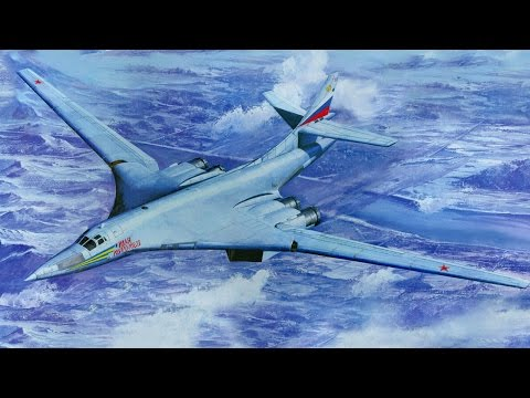 "Heavy bomber Tu-160 ""White Swan"": Wings of Russia Documentary"