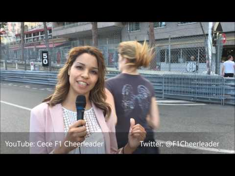 Monaco Grand Prix Circuit  - Track Guide for tourists and race fans by Cece F1 Cheerleader