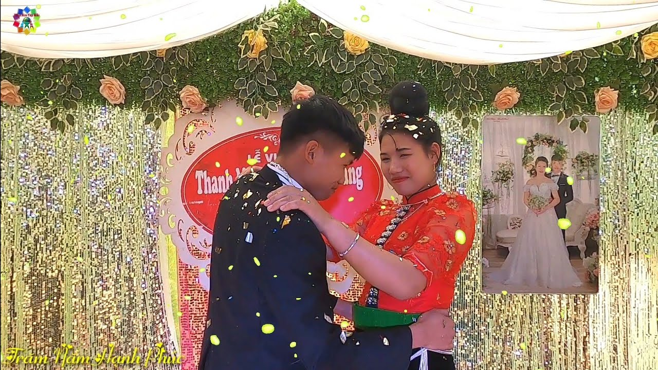 Đám cưới dân tộc thái Tây Bắc Lễ Vu Quy Thanh Minh Văn Thắng | Nhịp Xòe Tây Bắc