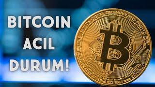 #Bitcoin Analiz - Cok acil durum ! btc teknik analiz 2021