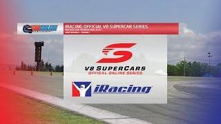 iRacing Official V8 Supercar Series - Round 3, Watkins Glen