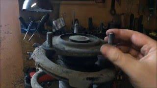 Устранение стука передней подвески RAV4 второго поколения