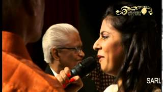 Jare Kare Badra : LaxmikantPyarelal Nite Conducted by Shri Pyarelalji sung by Sarrika Singh