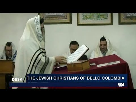 The Jewish Christians of Bello Colombia