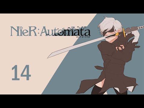 NieR: Automata [Episode 14] Side Quest: Photographs
